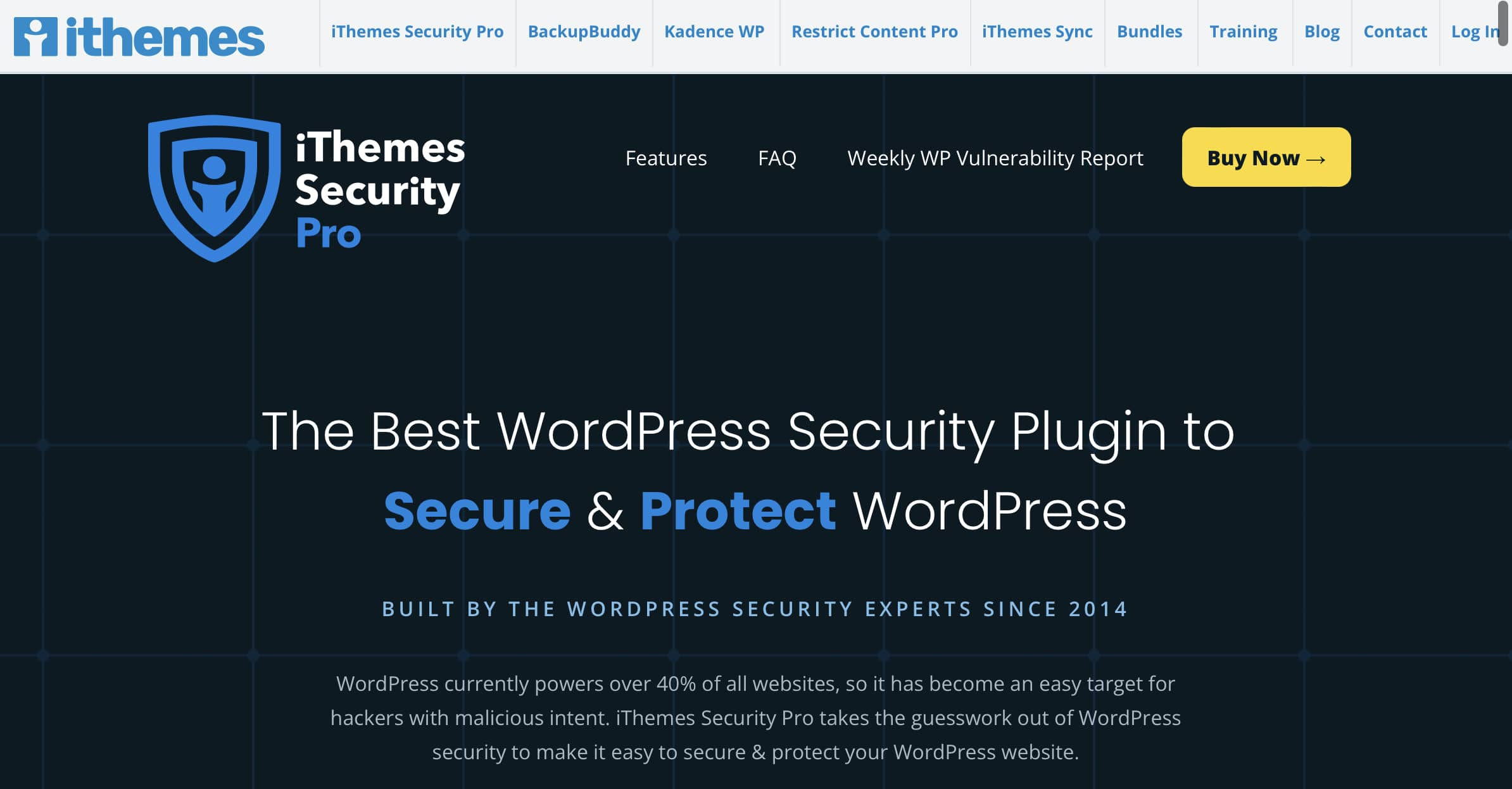 Best WordPress Security Plugins In 2021 Ithemes