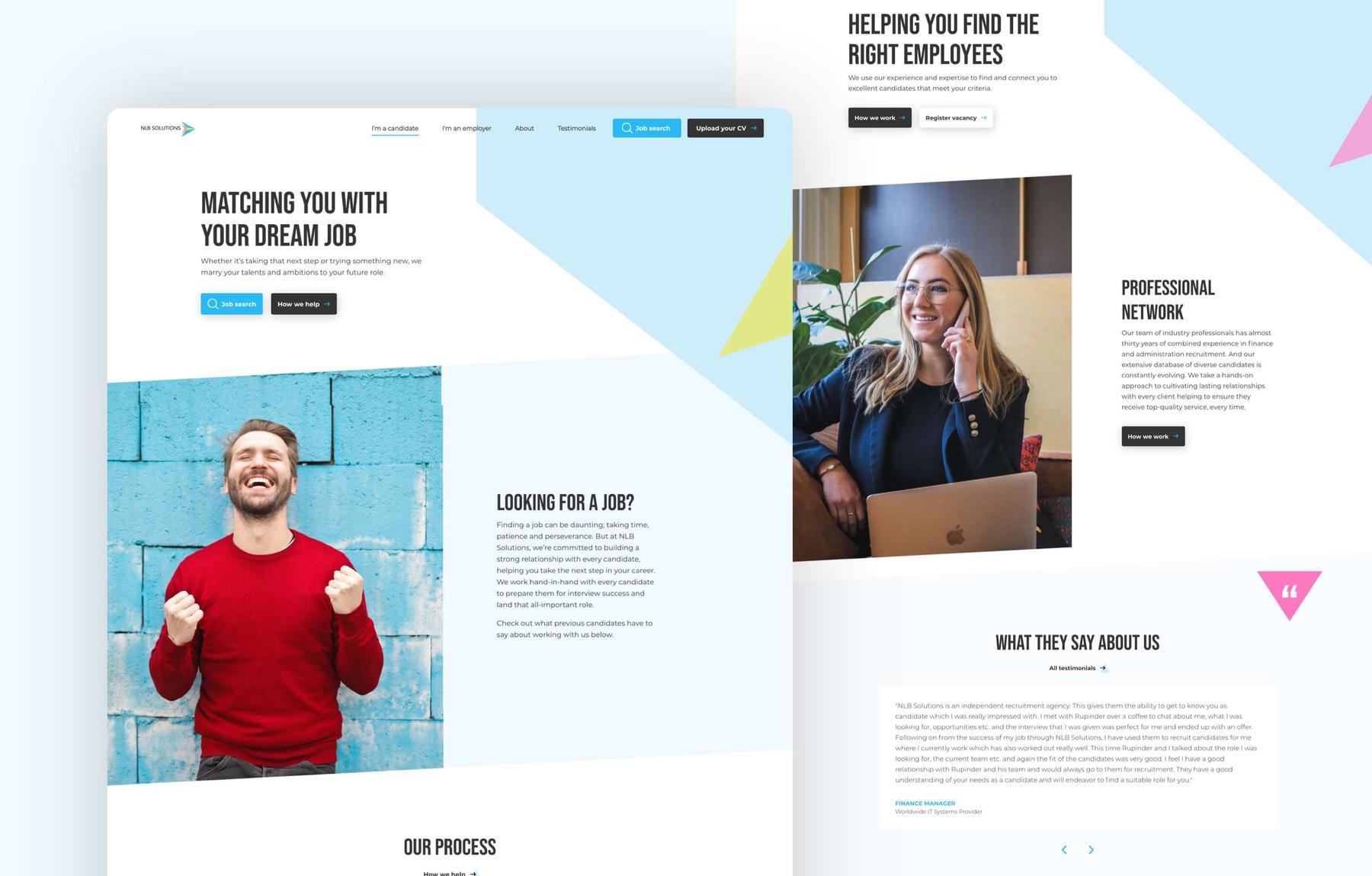 NLB Solutions | Making Websites Better